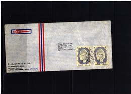 Pakistan 1992 Interesting Airmail Letter - Pakistan