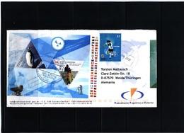 Argentina 2011 Interesting Airmail Letter - Argentina