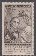 Czechoslovakia SG 1049 1959 80th Birthday Of Dr. Svabinsky, Mint Never Hinged - Czechoslovakia