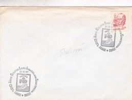 120 AÑOS COLEGIO LICEO INMACULADA CONCEPCION AÑO 1987. SPECIAL COVER, URUGUAY - BLEUP - Uruguay