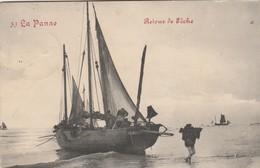 De Panne ,  La Panne  ;  Le Retour De Pêche , ( Marcovici , N° 33 ) - De Panne