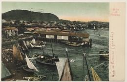 Bay Of Panama. Bateaux. - Panama