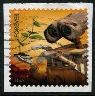 VERINIGTE STAATEN ETATS UNIS USA 2011 PIXAR FILMS HOLIDAY BAUBLES- SEND A HELLO: ROBOT F SC 4557 MI 4752 YV 4412 SG 5163 - Etats-Unis