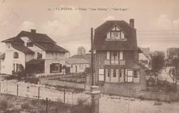 """De Panne , La Panne ;   Villas  """" Jean-Hélène """" , """" Gai Logis """" ; N° 47 - De Panne"""