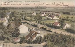De Panne , La Panne ;  ( Duynhoek ) Maisons De Pêcheurs , COLOR - De Panne