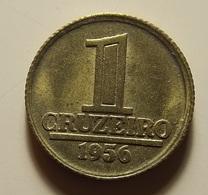 Brazil 1 Cruzeiro 1956 - Brésil
