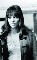 Anna Karina  PHOTO POSTCARD FILMSTARS 2 - Mujeres Famosas