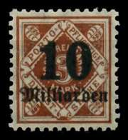 WÜRTTEMBERG DIENST Nr 183 Postfrisch X70C2D2 - Wurttemberg