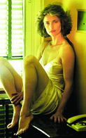 Charlotte Rampling PHOTO POSTCARD FILMSTARS - Famous Ladies