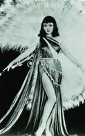 Claudette Colbert PHOTO POSTCARD FILMSTARS - Mujeres Famosas