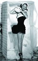 Cyd Charisse  PHOTO POSTCARD FILMSTARS - Mujeres Famosas