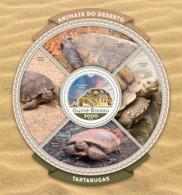 Guinea Bissau 2016  Fauna  Turtles - Guinée-Bissau