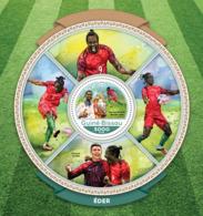 Guinea Bissau 2016 Eder Football Soccer - Guinée-Bissau