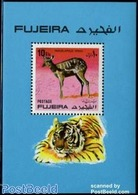 Fujeira 1971 Animals S/s, (Mint NH), Nature - Animals (others & Mixed) - Fujeira