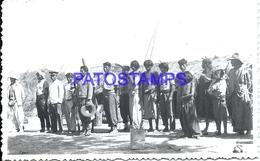106280 ARGENTINA FORMOSA COSTUMES NATIVE TRIBU EN LAS LOMITAS  POSTAL POSTCARD - Argentine
