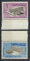 °°° MAROC - Y&T N°501/2 MNH NEUF - 1966 °°° - Maroc (1956-...)