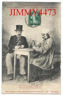 CPA  La Partie De Dominos, Jeu Favori Des Normands Types Et Costumes Anciens à TRAVERS LA NORMANDIE - Coll. Bunel N° 465 - Jeux Régionaux
