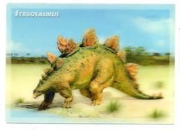 Trójwymiarowa Lenticulaire 3D - Zwierzęta Dinozaur Dinosaur - Animali