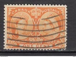 ##15, Canada, 1897, Sc 51, Jubilee, Victoria - 1851-1902 Règne De Victoria
