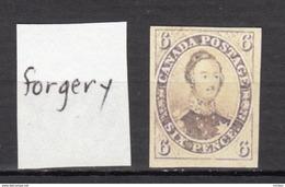 ##30, Canada, Forgery, Prince Albert - 1851-1902 Règne De Victoria