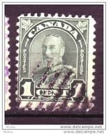##18, Canada, George V - 1911-1935 Règne De George V