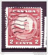 ##22, Canada, Bateau, Boat - 1911-1935 Règne De George V