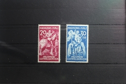 Französische Zone Rheinland-Pfalz 30-31 ** Postfrisch #SH862 - French Zone