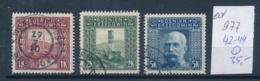 Bosnien-H. Nr.  42-44   O    (ed977  ) Siehe Scan - Bosnie-Herzegovine