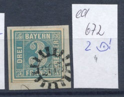 Bayern Nr. 2  O    (ed672  ) Siehe Scan - Bavière