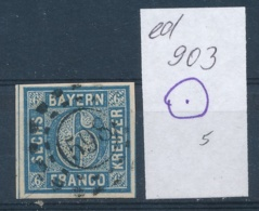 Bayern-netter Stempel  (ed903   ) Siehe Scan - Bavière