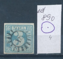 Bayern ..-Stempel... (ed890   ) Siehe Scan - Bavière