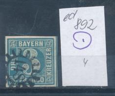 Bayern ..-Stempel... (ed892   ) Siehe Scan - Bavière