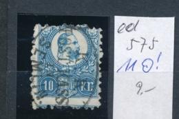 Ungarn Nr. 11  O (ed575  ) Siehe Scan - Hungary