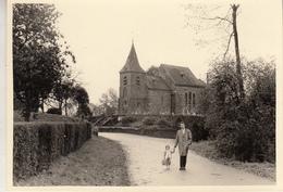 Eglise - à Situer - Kerk - Te Siueren - Photo Format 7 X 10 Cm - Places