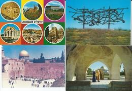 Lot 13 CPM De Jerusalem - Palestine Divers - Palestine