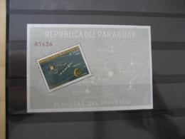 Paraguay Postfrisch Block 32 Space (2922) - Paraguay