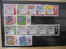 Paraguay Postfrisch 986-92 Und 993-99 (2936) - Paraguay