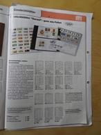 Safe Einsteckblätter Garant Transparent 5 Stück 6er Nr.826 (5076) - Alben & Binder
