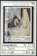 Frankreich - France - Francia -  Michel 3114 - Oo Oblit. Used Gebruikt - Gemälde Tableaux Paintings - Frankreich
