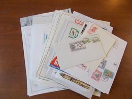 Lot N° 98  FRANCE  Un Lot  De Documents Avec Oblitération De L'expo  Philex France 82 Et Norwex 80   .. No Paypal - Timbres