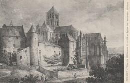 76 - FECAMP - Fêtes Du Millénaire - Eglise De L' Ancienne Abbaye - Fécamp