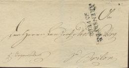 ~1817 ARENSBERG Bfh. N. Brilon - Allemagne