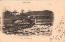 RAON L'ETAPE-VANNE DE LA MEURTHE - Raon L'Etape