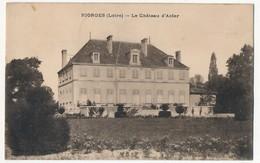 CPA - RIORGES (Loire) - Le Chateau D'Acier - Riorges