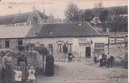 LESGES-LA RUE D'EN BAS - France