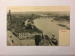 DRESDEN. — Farnheizwerk - Lössnitzer Höhen - Marienbrücke - Dresden