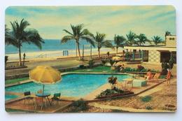 Motel Aqua Marina, Mazatlan, Sinaloa, Mexico - Mexico