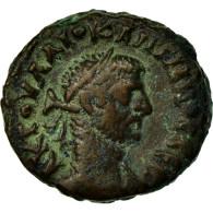 Monnaie, Dioclétien, Tétradrachme, 285-286, Alexandrie, TTB, Billon - Romaines