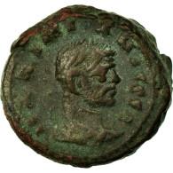 Monnaie, Maximien Hercule, Tétradrachme, 291-292, Alexandrie, TTB, Billon - Romaines