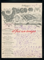 SAINT GHISLAIN - SOCIETE DE PRODUITS REFRACTAIRES DE SAINT GHISLAIN - 1895 - 1800 – 1899